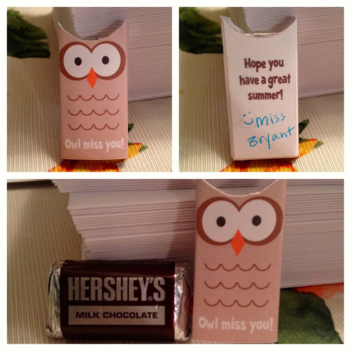 photo relating to Owl Miss You Printable referred to as Cunning Assignments: Component 1 Maggies Musings Times